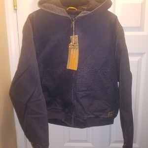 VTG TIMBERLAND HOODIE MENS SIZE L